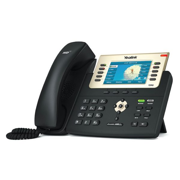 Gigabit Desktop IP Phone