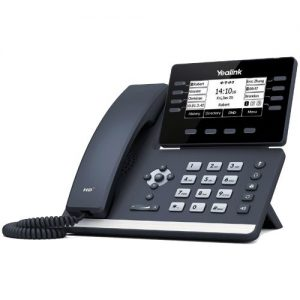 Dual-Band Wi-Fi IP Desktop Phone