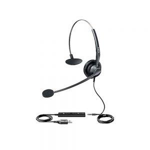 USB Mono Headset